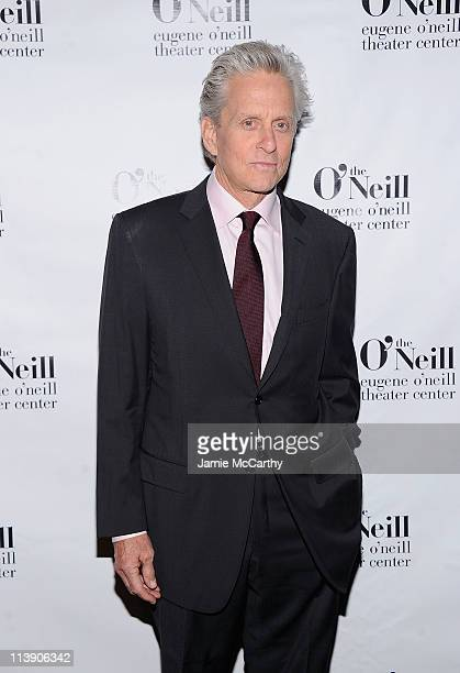 Michael Douglas attends the 11th annual Monte Cristo awards at Bridgewayers on May 9 2011 in New York City