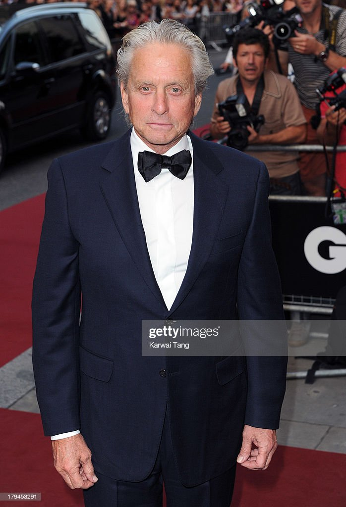 <a gi-track='captionPersonalityLinkClicked' href=/galleries/search?phrase=Michael+Douglas&family=editorial&specificpeople=171111 ng-click='$event.stopPropagation()'>Michael Douglas</a> attends the GQ Men of the Year awards at The Royal Opera House on September 3, 2013 in London, England.