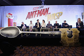 """Marvel Studios' """"Ant-Man And The Wasp"""" Global Junket..."""