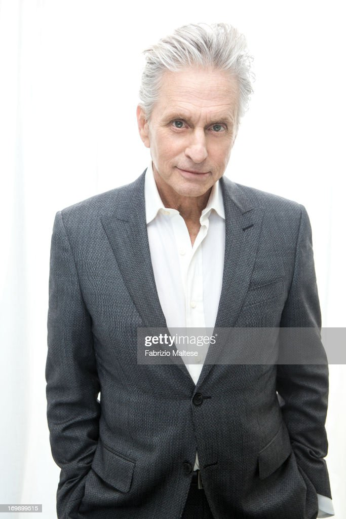 <a gi-track='captionPersonalityLinkClicked' href=/galleries/search?phrase=Michael+Douglas&family=editorial&specificpeople=171111 ng-click='$event.stopPropagation()'>Michael Douglas</a> is photographed for Self Assignment on May 20, 2013 in Cannes, France.