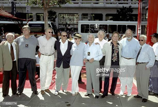 Michael Douglas Kirk Douglas Joel Douglas Eric Douglas Peter Douglas Jack Nicholson and Karl Malden