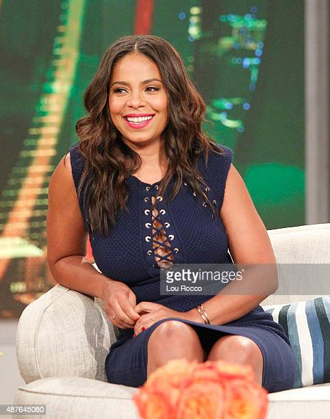 THE VIEW Michael Ealy and Sanaa Lathan are the guests today Thursday September 10 2015 'The View' airs MondayFriday on the ABC Television Network