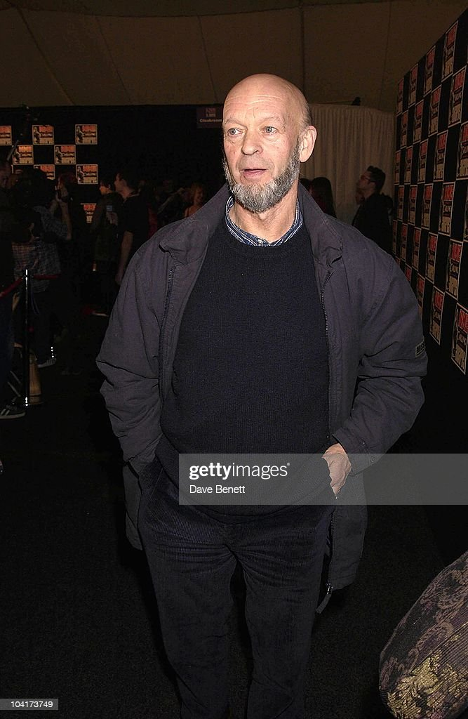 Michael Eavis, Nme Carling Awards 2002, In Shoreditch, London