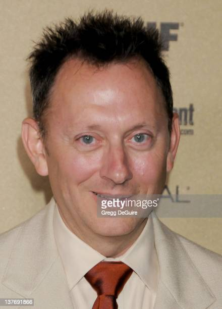 Michael Emerson arrives at the Entertainment Weekly and Women In Film PreEmmy Party at the 'Restaurant' at the Sunset Marquis Hotel on August 27 2010...