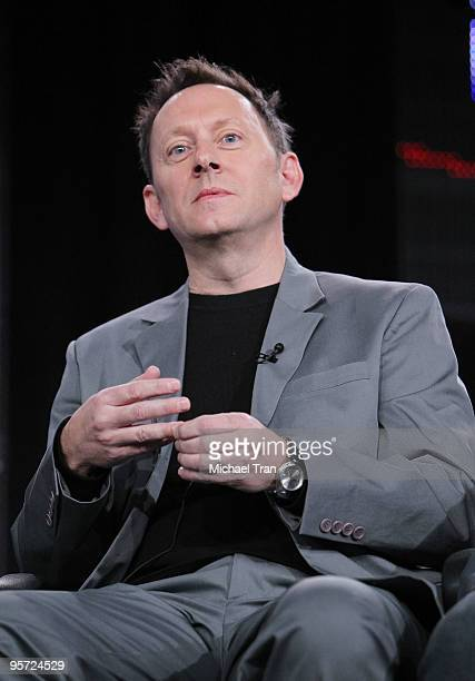 Michael Emerson attends the ABC and Disney Winter Press Tour held at The Langham Resort on January 12 2010 in Pasadena California
