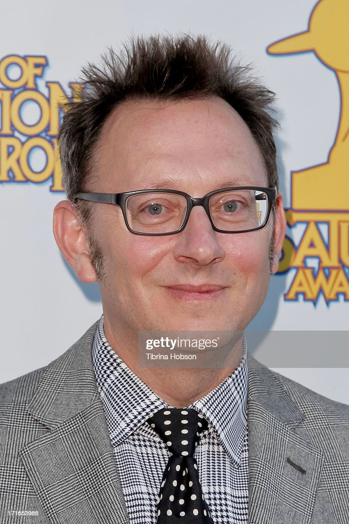 <a gi-track='captionPersonalityLinkClicked' href=/galleries/search?phrase=Michael+Emerson&family=editorial&specificpeople=653299 ng-click='$event.stopPropagation()'>Michael Emerson</a> attends the Academy of Science Fiction, Fantasy & Horror Films 2013 Saturn Awards at The Castaway on June 26, 2013 in Burbank, California.