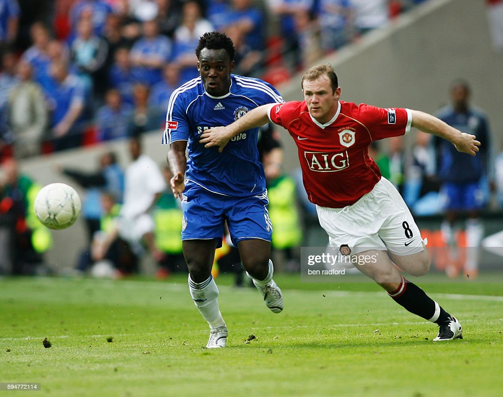 Soccer FA Cup Final Chelsea vs Manchester United