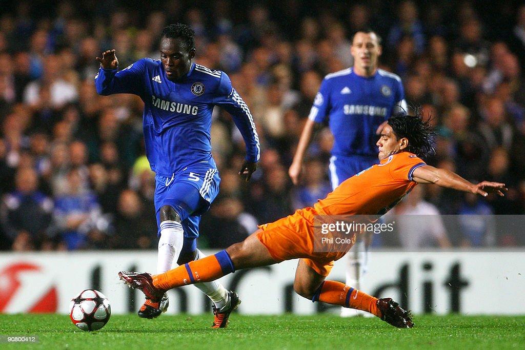 Chelsea v FC Porto - UEFA Champions League