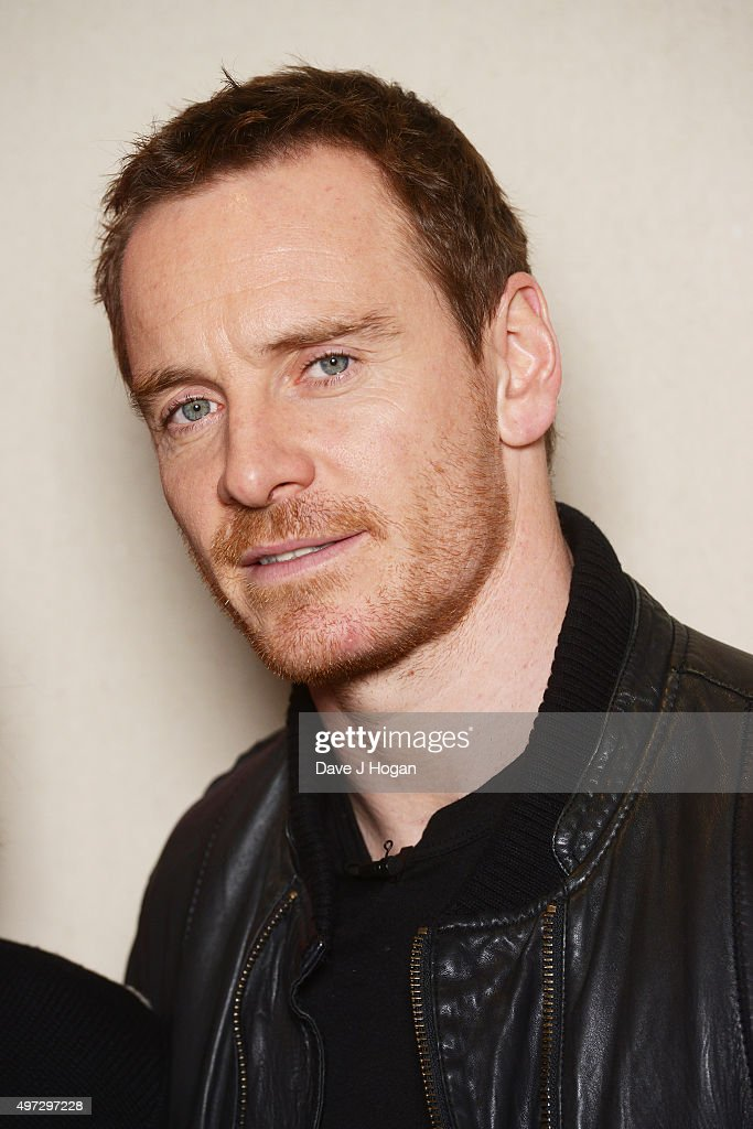 Michael Fassbender attends a special screening of 'Macbeth' at Ham Yard Hotel on November 15 2015 in London England