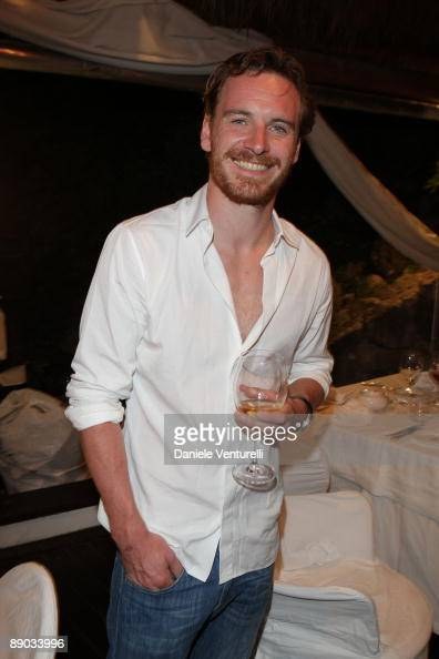 Michael Fassbender attends day three of the Ischia Global Film And Music Festival on July 14 2009 in Ischia Italy