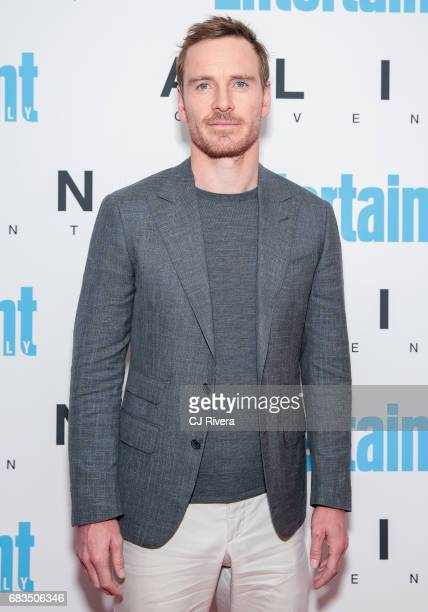 Michael Fassbender attends the 'Alien Covenant' special screening at Entertainment Weekly on May 15 2017 in New York City