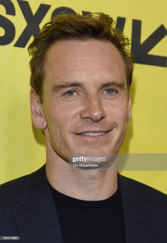 Michael Fassbender attends the Film Premiere of 'Alien' at The Paramout Theater on March 10, 2017 in Austin, Texas.