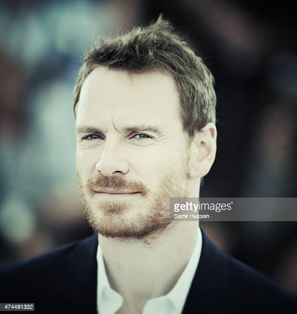 Michael Fassbender attends the 'Macbeth' Photocal during the 68th annual Cannes Film Festival on May 23 2015 in Cannes France