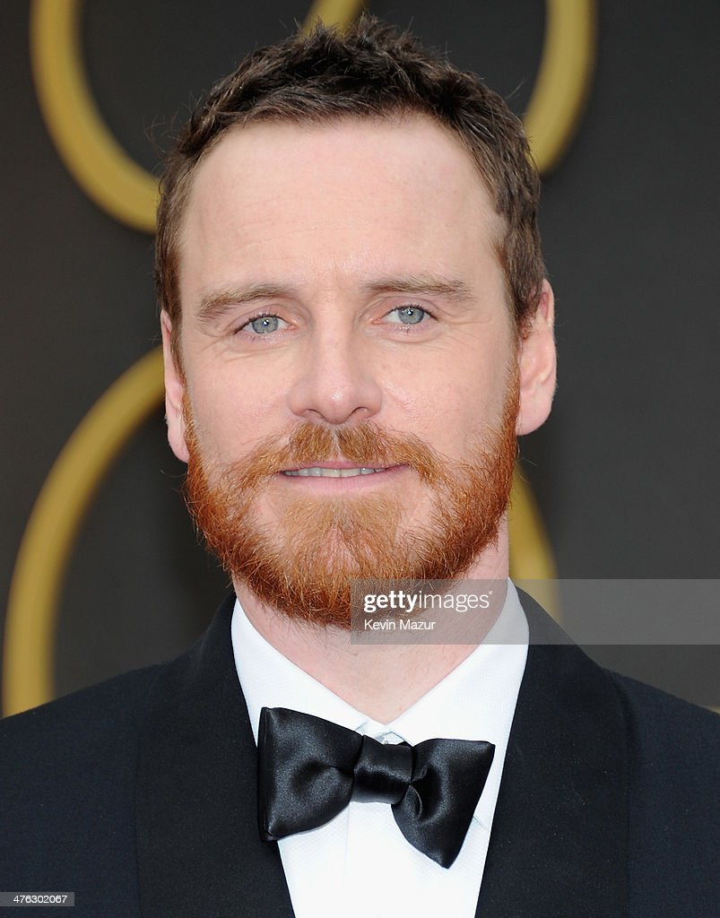 <a gi-track='captionPersonalityLinkClicked' href=/galleries/search?phrase=Michael+Fassbender&family=editorial&specificpeople=4157925 ng-click='$event.stopPropagation()'>Michael Fassbender</a> attends the Oscars held at Hollywood & Highland Center on March 2, 2014 in Hollywood, California.
