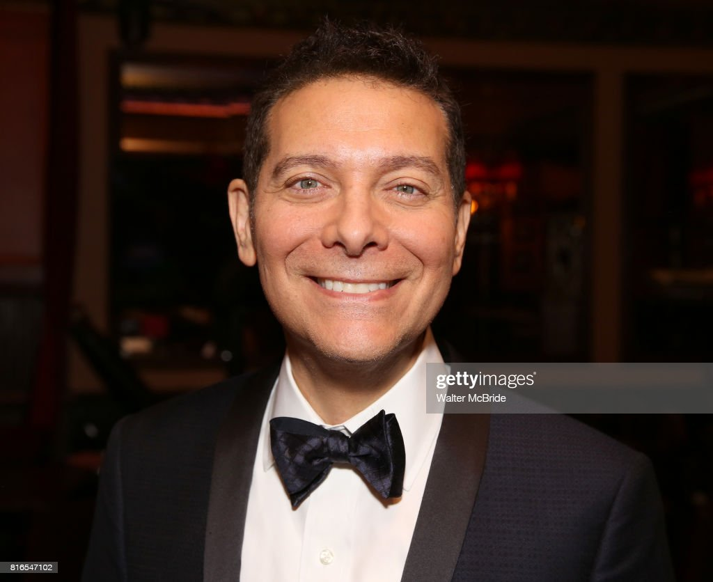 Michael Feinstein previews the new show 'Showstoppers' at Feinstein's/54 Below on July 17, 2017 in New York City.
