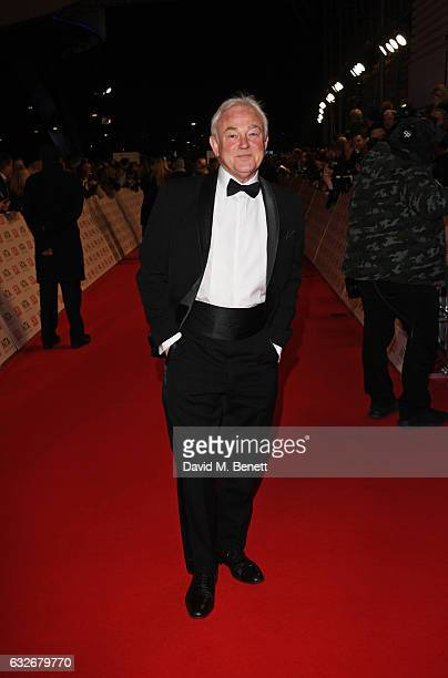 Michael Fenton Stevens attends the National Television Awards on January 25 2017 in London United Kingdom