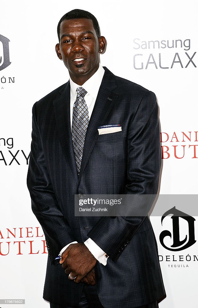 Michael Finley attends 'The Butler' New York Premiere at Ziegfeld Theater on August 5, 2013 in New York City.