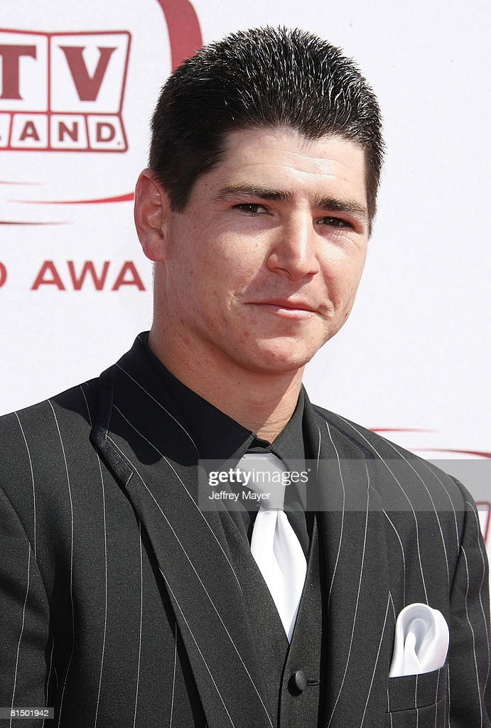 Michael Fishman arrives to The 6th Annual 'TV Land Awards' on June 8, 2008 at the Barker Hanger in Santa Monica, California.