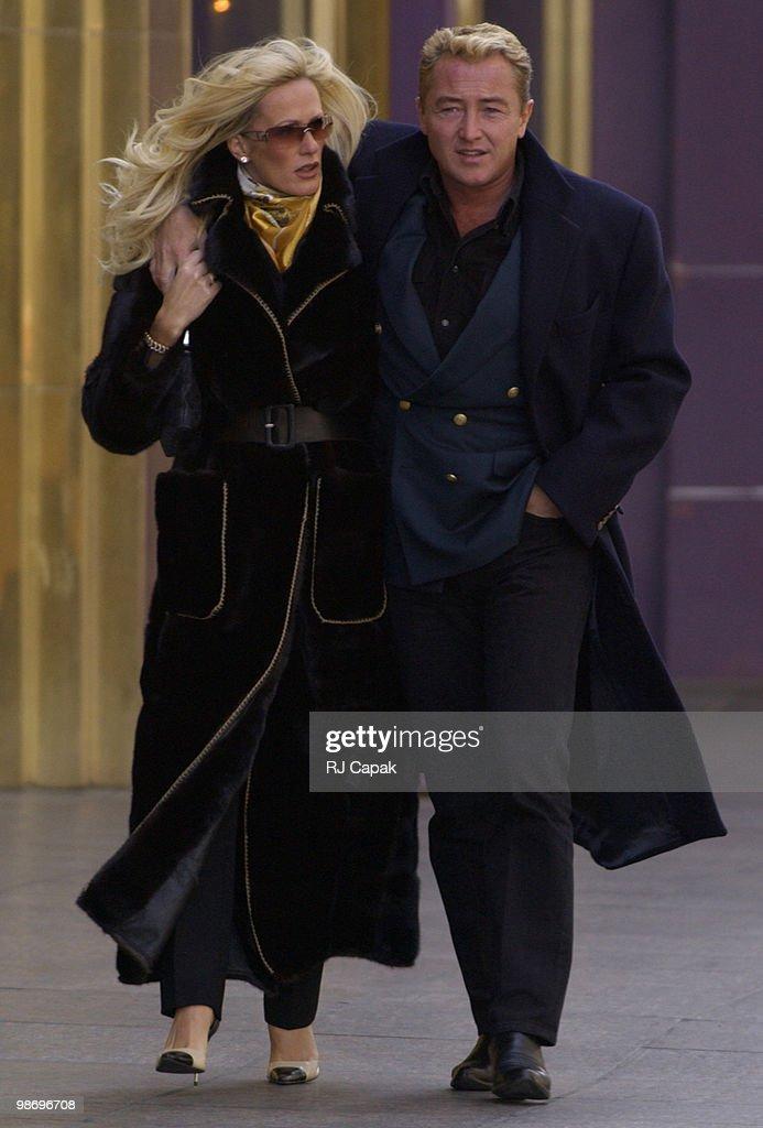 Michael Flatley & Fiance Lisa Murphy