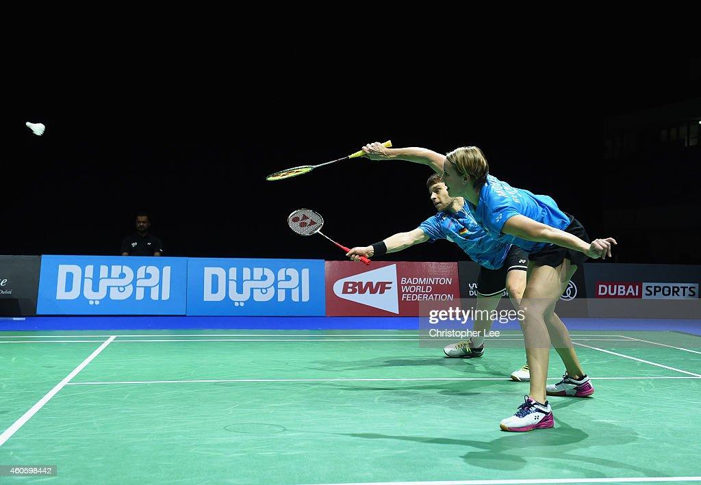 BWF Destination Dubai World Superseries Finals - Day 1