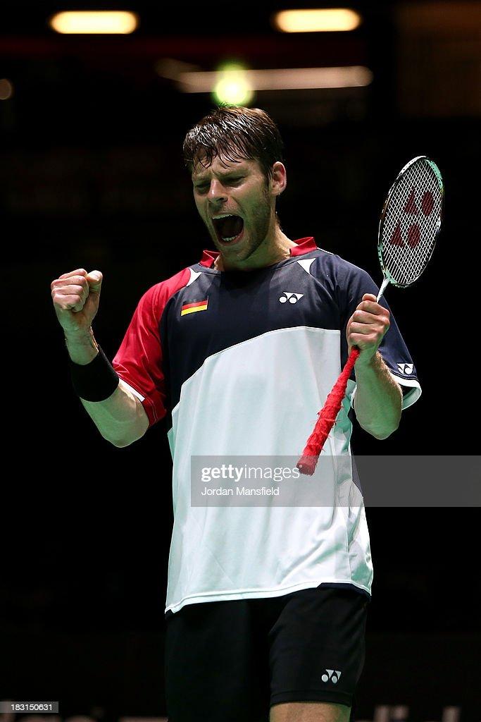 London Badminton Grand Prix - Day Five