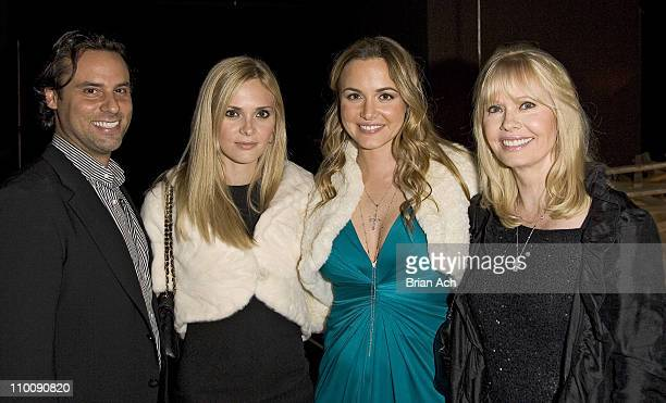 Michael Gabriel Veronika Haydon Vanessa Trump and Bonnie Haydon
