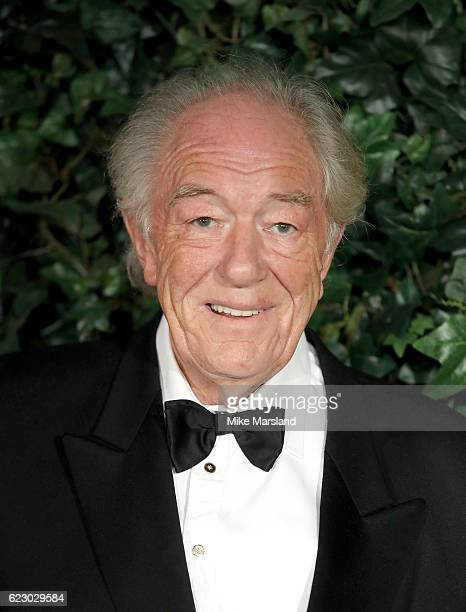 Michael Gambon attends The London Evening Standard Theatre Awards at The Old Vic Theatre on November 13 2016 in London England