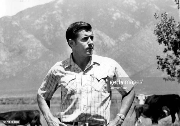 F Michael Geddes of ArizonaColorado Land Cattle Co at Baca Grande Geddes heads the company owner of the 155000acre San Luis Valley property Credit...