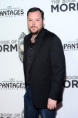 Michael Gladis attends 'The Book Of Mormon' Los Angeles Opening Night at the Pantages Theatre on September 12 2012 in Hollywood California