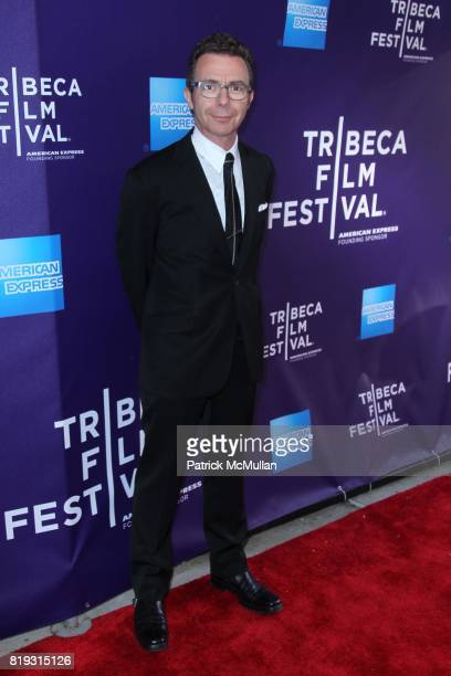 Michael Gordon attends TRIBECA FILM FESTIVAL Presents VIDAL SASOON THE MOVIE at SVA Theatre on April 23 2010 in New York City