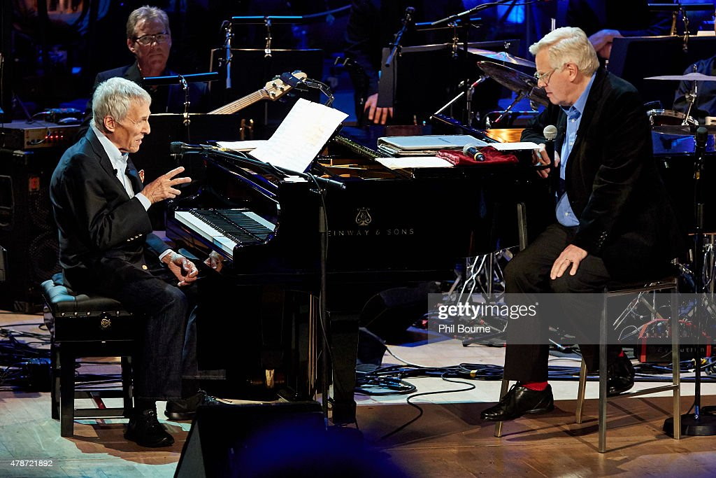 Burt Bacharach Performs At Royal Festival Hall In London