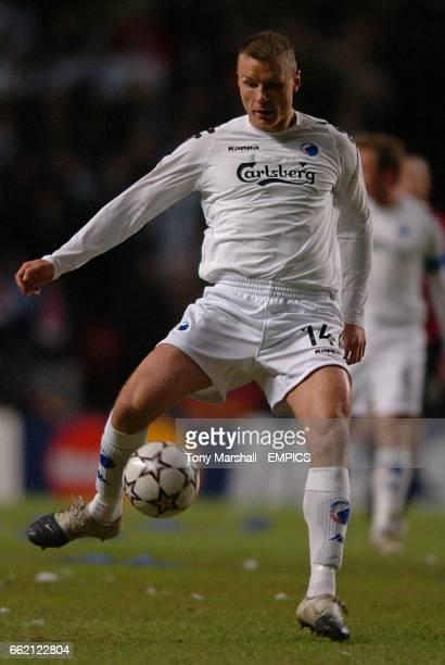 Michael Gravgaard FC Copenhagen