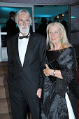 Michael Haneke and Susanne Haneke at Winners Dinner Arrivals during the 65th Cannes International Film Festival