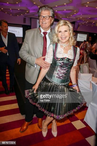 Michael Hartl Marianne Hartl attend the Kempinski Fashion Dinner on May 23 2017 in Munich Germany