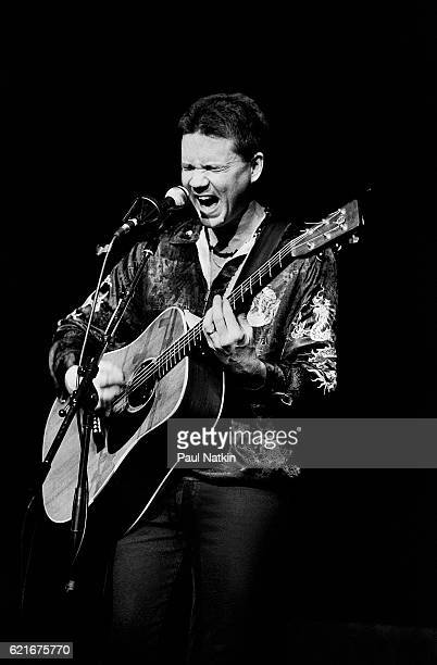 Michael Hedges at the Vic Theater in Chicago Illinois March 5 1988
