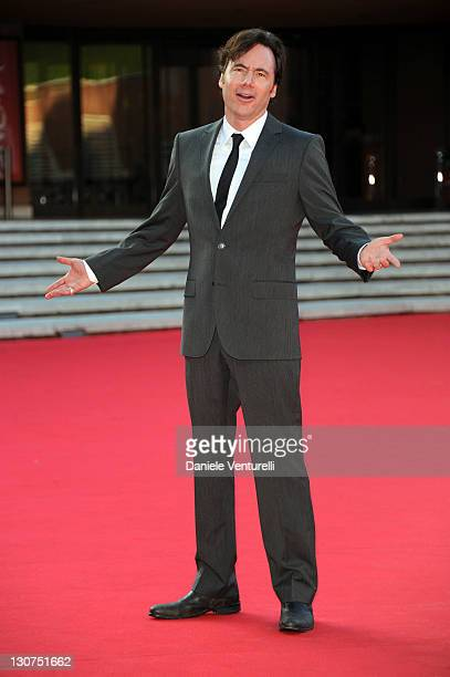Michael Herbig attends the 'Hotel Lux' Premiere during the 6th International Rome Film Festival at Auditorium Parco Della Musica on October 29 2011...
