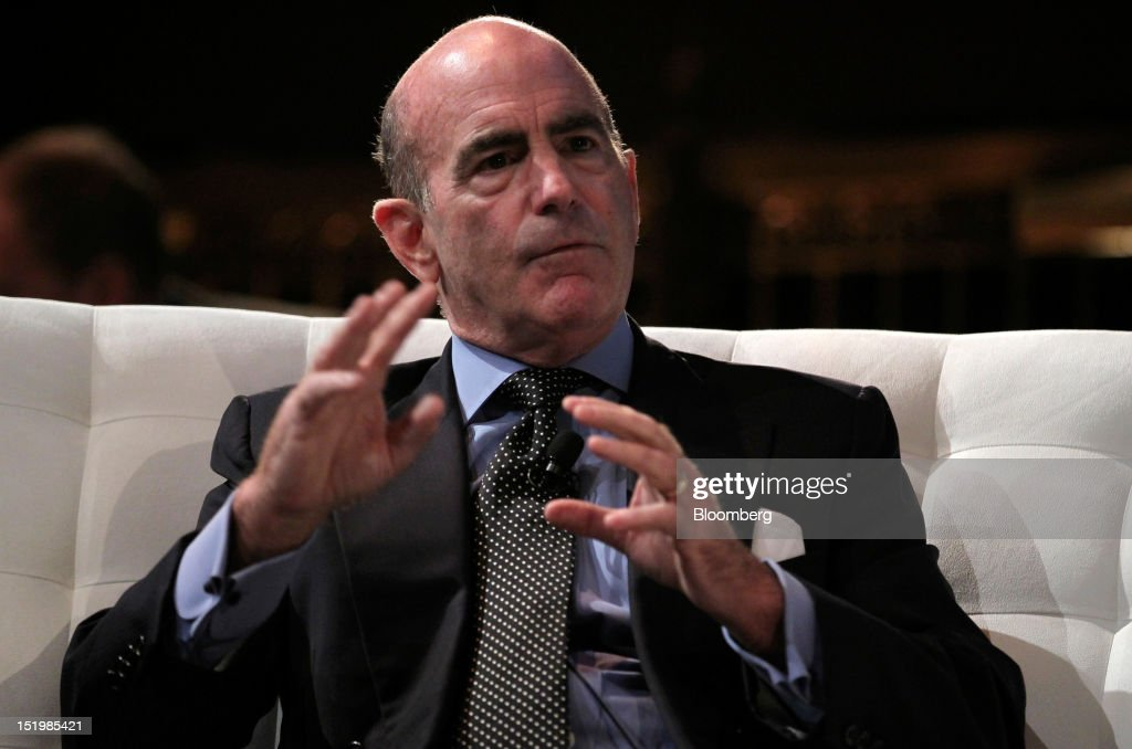 Michael Holland, chairman of Holland & Co., speaks at the Bloomberg Markets 50 Summit in New York, U.S., on Thursday, Sept. 13, 2012. The conference brings together the world's most influential leaders in finance, business and government to discuss the global economy. Photographer: Jin Lee/Bloomberg via Getty Images