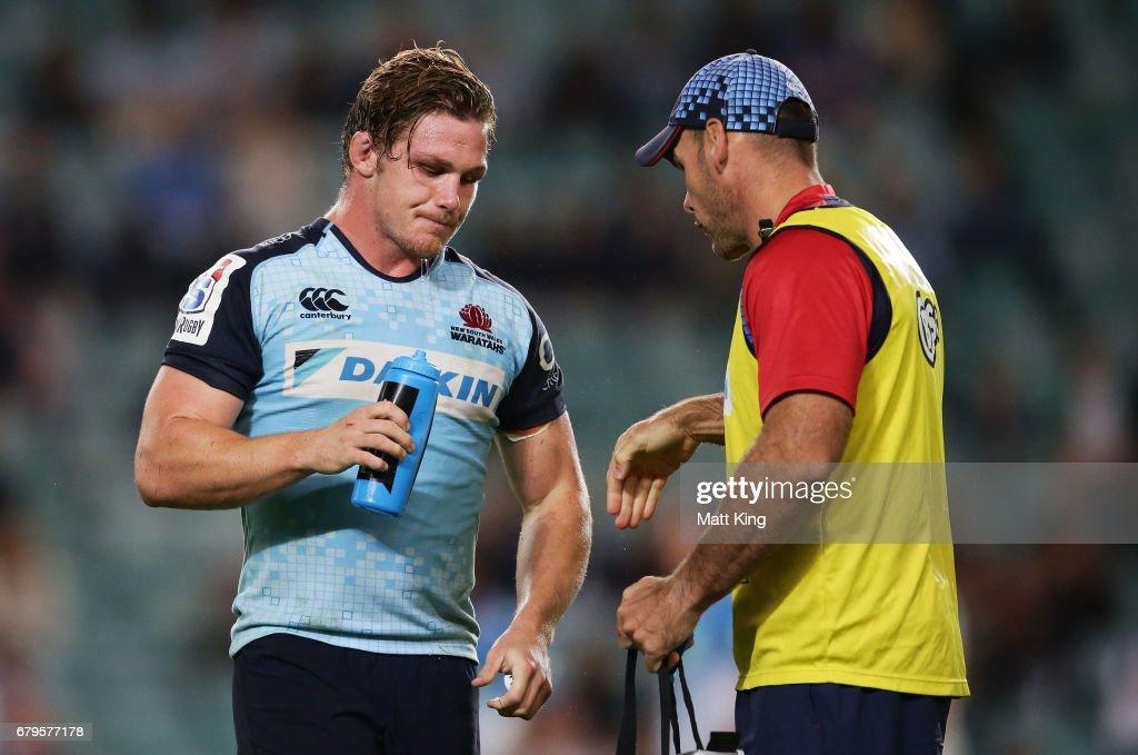 Super Rugby Rd 11 - Waratahs v Blues