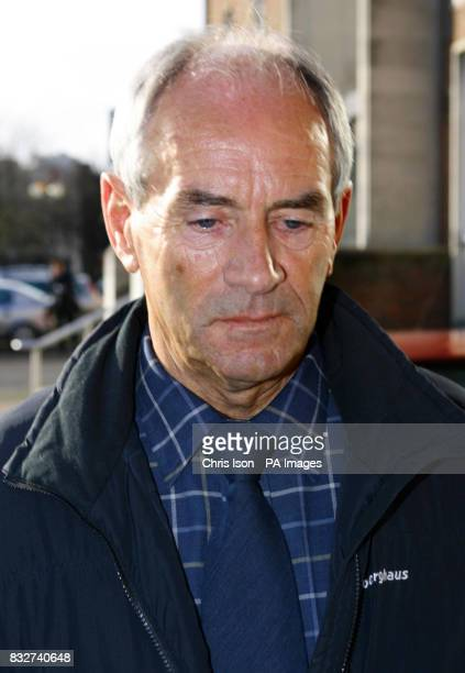 Michael Hubble 61 leaves Portsmouth Magistrates' Court where he appeared on three charges of manslaughter through gross negligence following the...