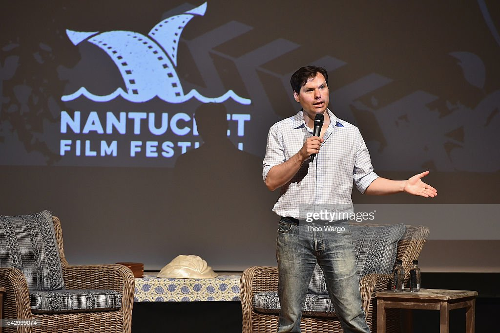 Michael Ian Black during the Compass Rose Acting awards during the 2016 Nantucket Film Festival Day 4 on June 25, 2016 in Nantucket, Massachusetts.
