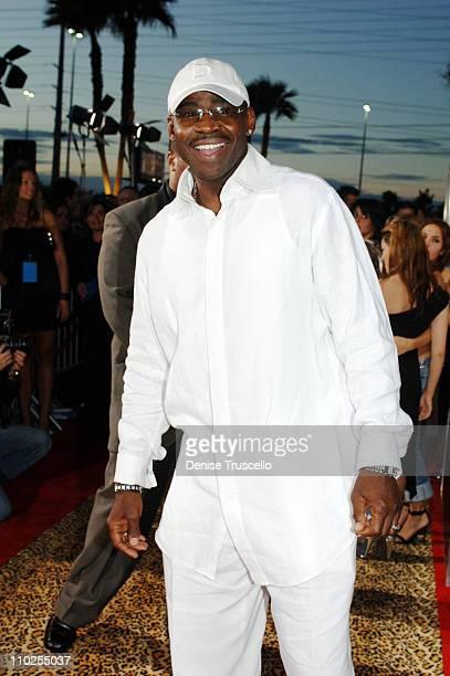 Michael Irvin during 'Deuce Bigalow European Gigolo' Las Vegas Premiere Red Carpet at The Palms Hotel and Casino Resort in Las Vegas Nevada United...
