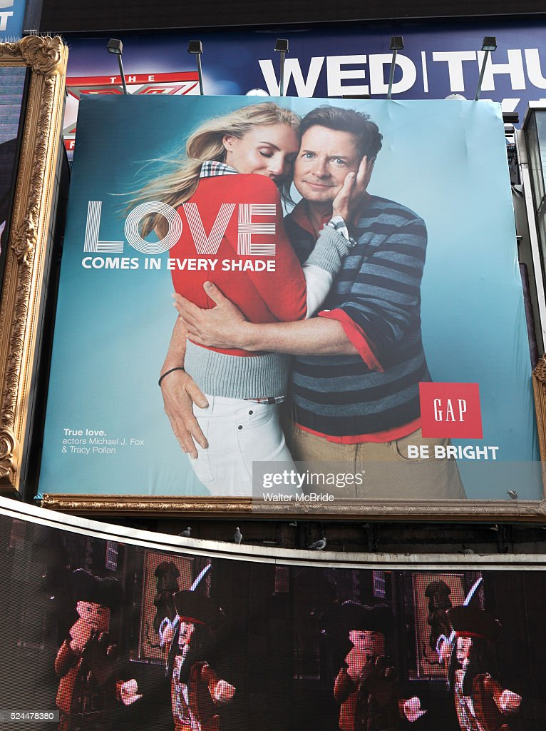 Michael j fox getty images for Michael j fox and tracy pollan love story