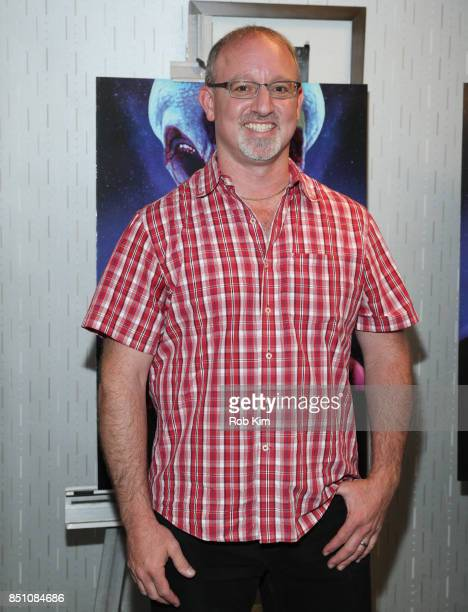 Michael J Rothstein attends the premiere of 'Welcome To Willits' at IFC Center on September 21 2017 in New York City