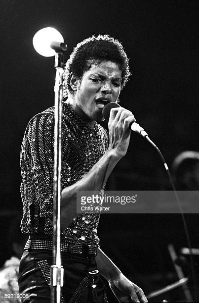Michael Jackson 1981 © Chris Walter
