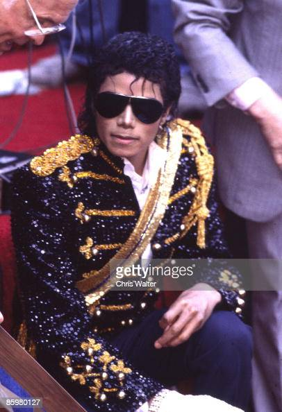 Michael Jackson 1984 Hollywood Walk Of Fame