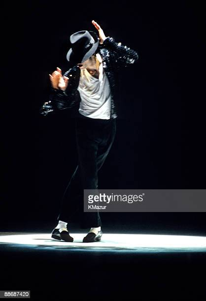 JULY 31 2009** Michael Jackson performs at the 12th Annual MTV Movie Awards at Radio City Music Hall in New York City on September 7 1995