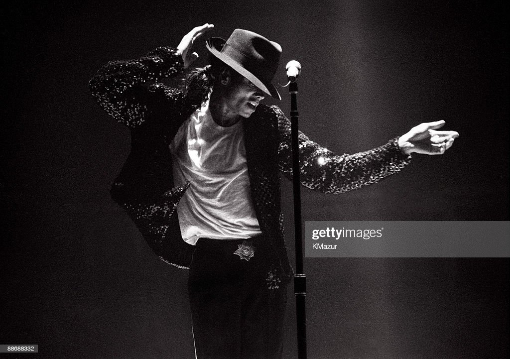JULY 11, 2009** <a gi-track='captionPersonalityLinkClicked' href=/galleries/search?phrase=Michael+Jackson&family=editorial&specificpeople=70011 ng-click='$event.stopPropagation()'>Michael Jackson</a> performs in concert circa 1995.