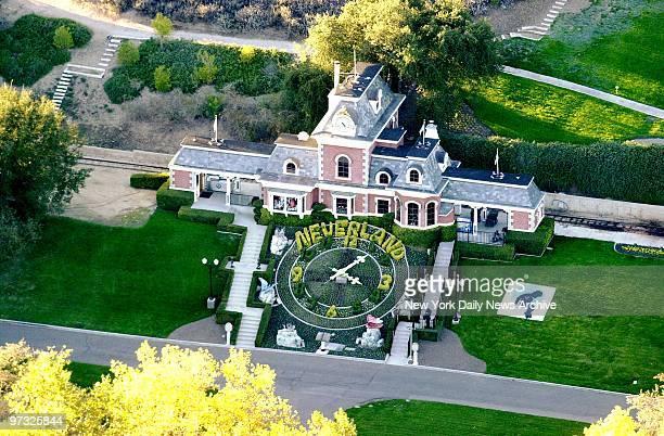 Michael Jackson's Neverland Ranch near Santa Barbara Calif