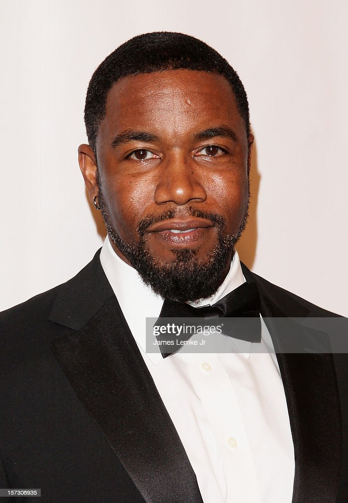 Michael Jai White attends the Let The Kids Grow 2012 Inaugral Holiday Gala held at the Beverly Wilshire Four Seasons Hotel on December 1, 2012 in Beverly Hills, California.