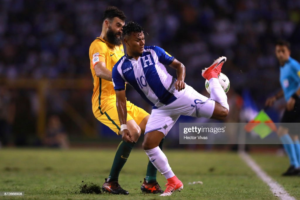 Honduras v Australia - 2018 FIFA World Cup Qualifiers Playoff